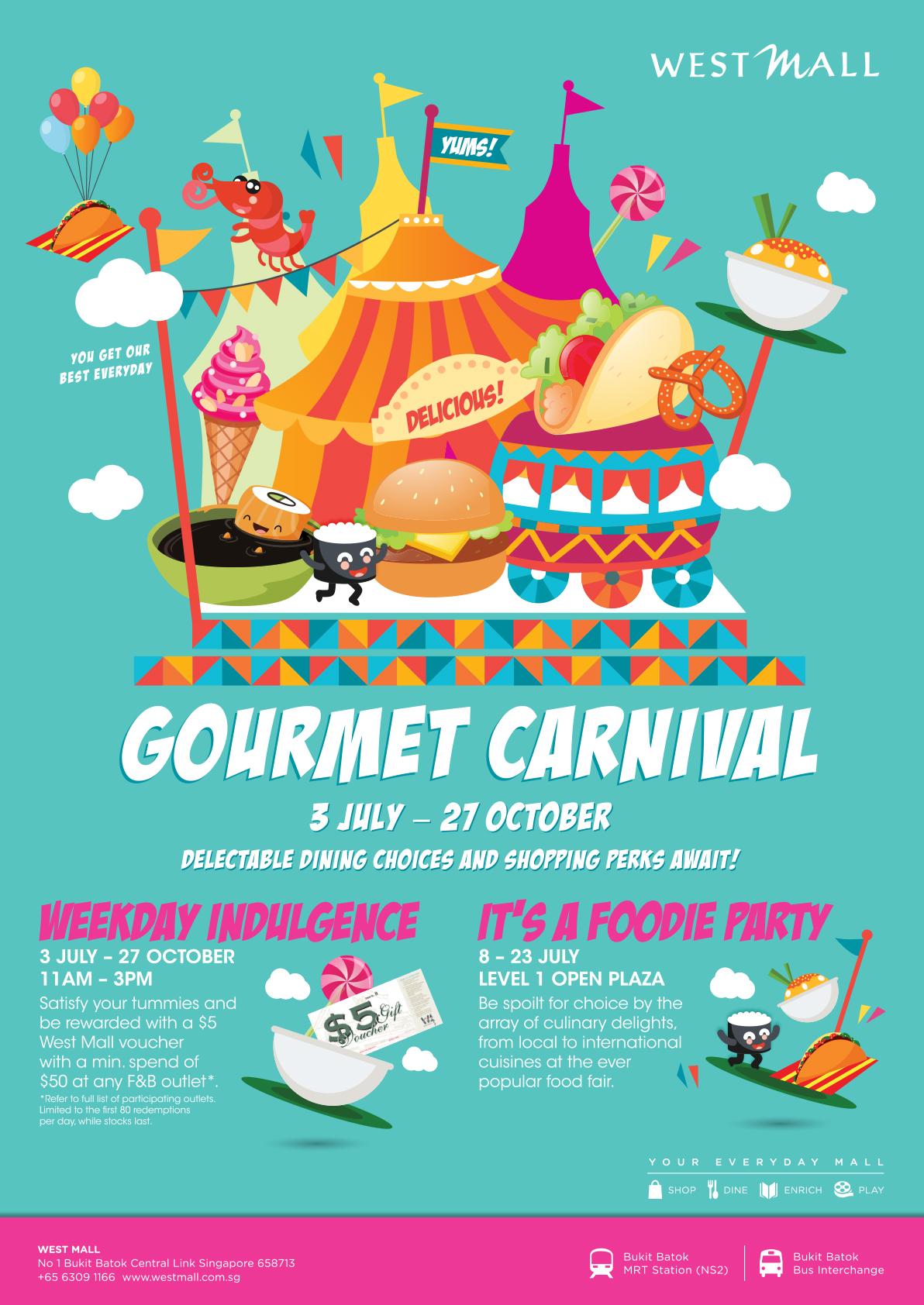 Gourmet Carnival