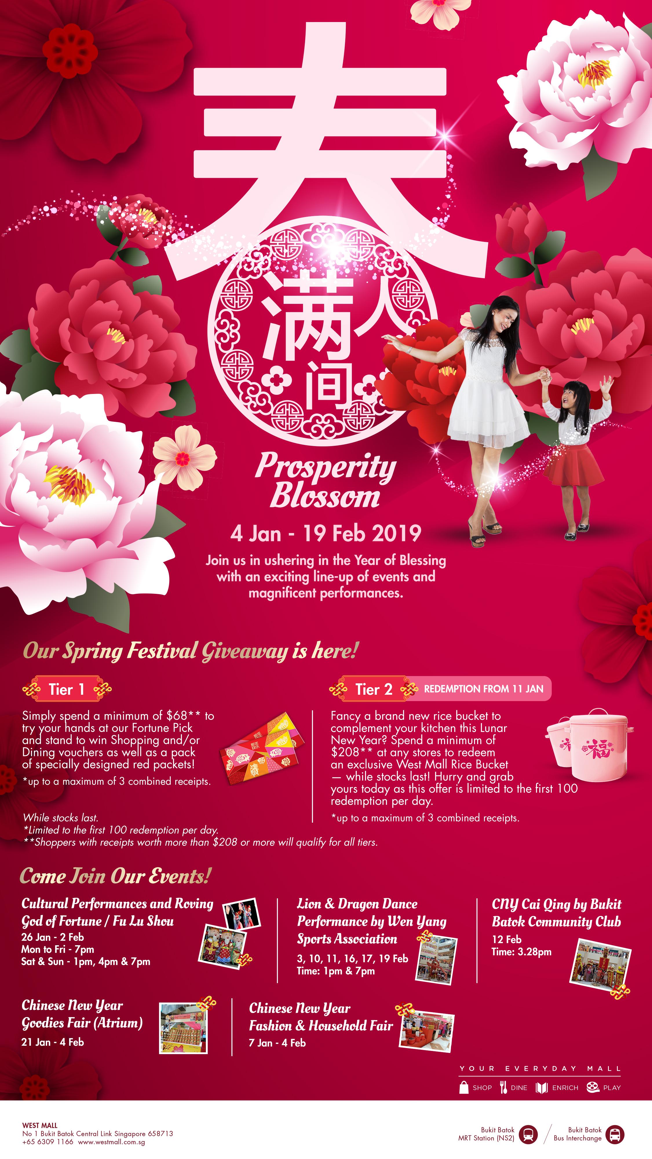 Prosperity Blossom