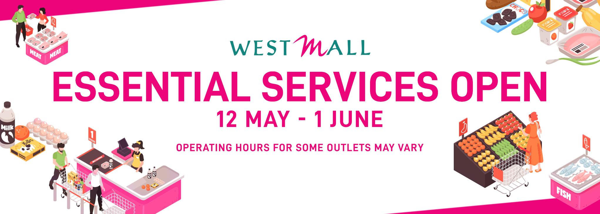Essential Services notice_web banner (1)