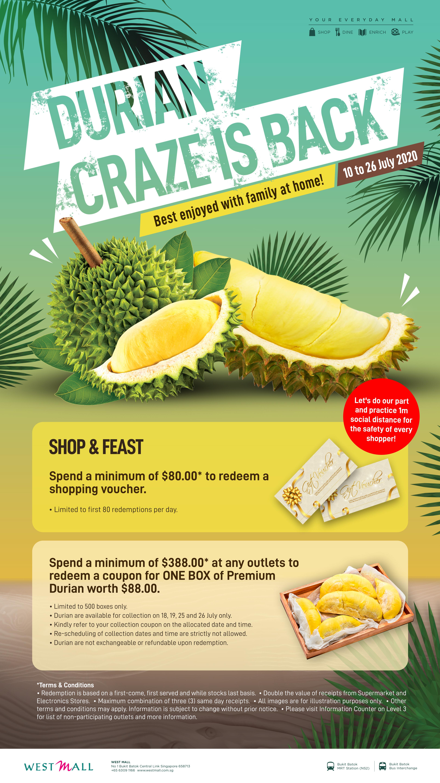 Durian Craze