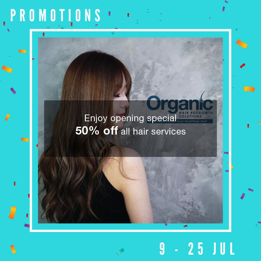 Organic Hair Regrowth Solutions